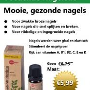 Beluna Nagelolie; Nu voor maar €5,99