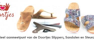 Doortjes Slippers en Sandalen
