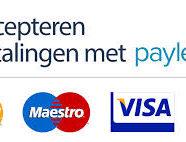 Vanaf vandaag ook PIN betalingen mogelijk